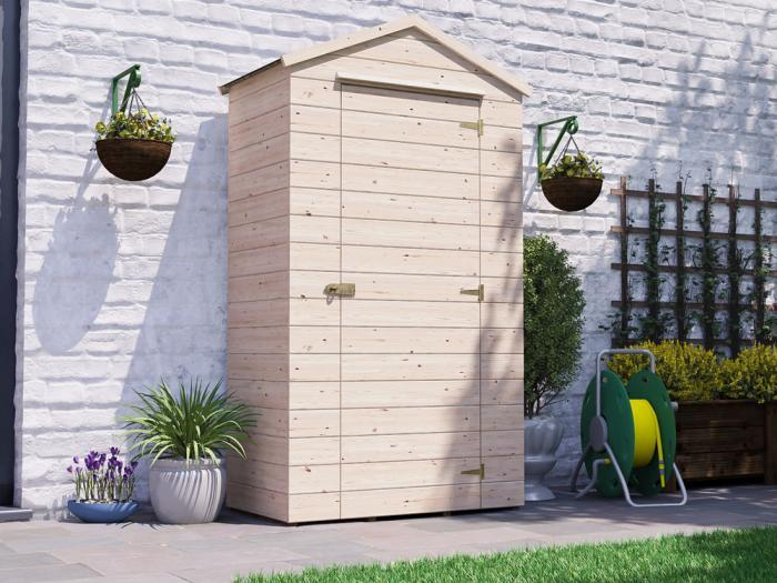 Talia Heavy Duty Garden Tool Shed   Sheds & Storage