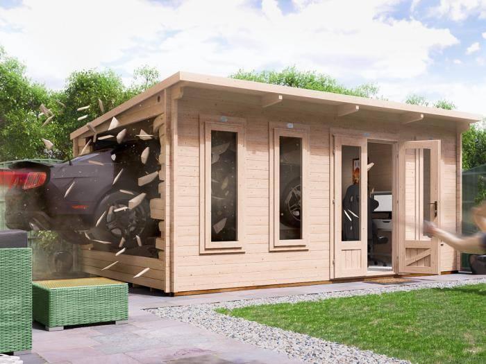 Terminator Log Cabin | Log Cabins