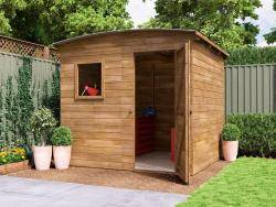 ThunderRoof Tom Heavy Duty Pressure Treated Shed