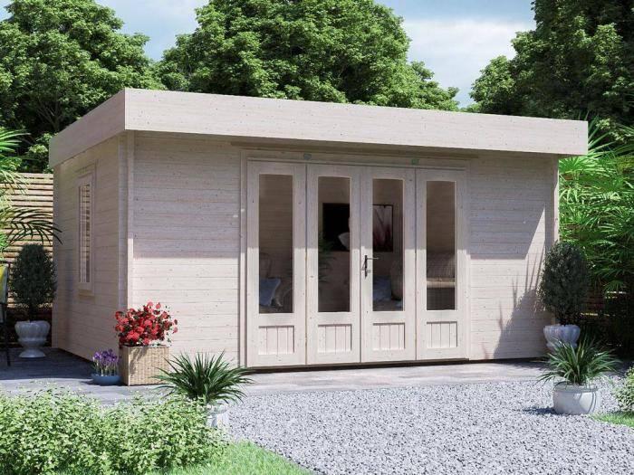 ThunderPanda Log Cabin | Log Cabins