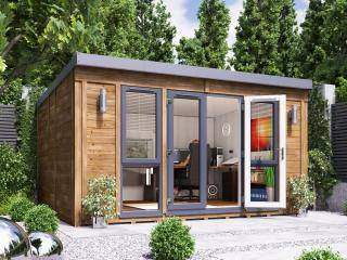 Titania Garden Office