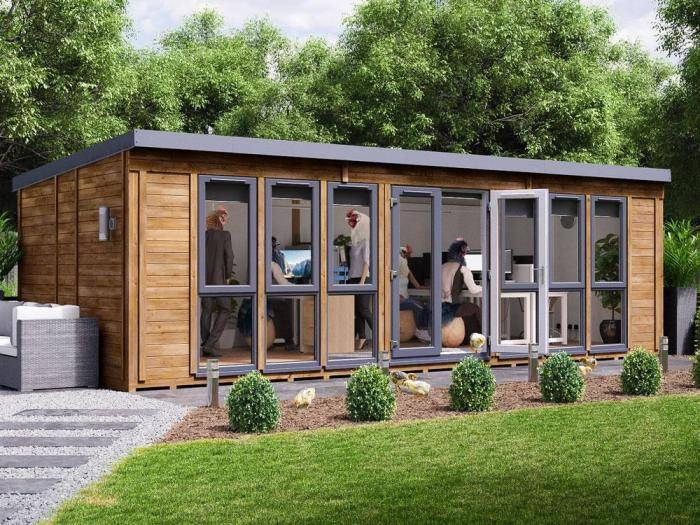 Titania Garden Office | Garden Offices