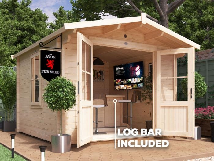 Avon Pub Shed 2021 Future Trend Garden Must Have Feature