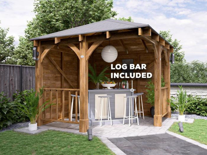 Great Saving Centaur Garden Bar with Free Delivery