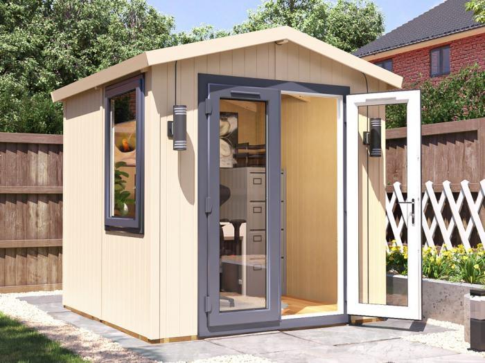 Contemporary Garden Office 2.2m x 2.2m | Garden Buildings