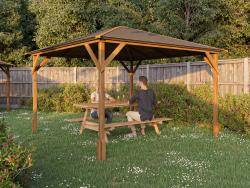 Utopia 300 Open Gazebo