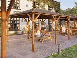 Utopia 430 Open Gazebo