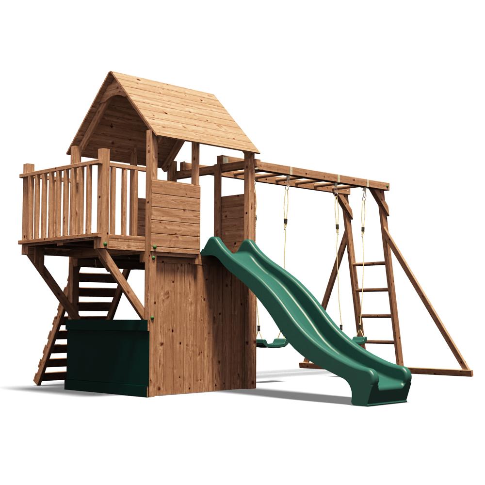 balconyfort searcher childrens climbing frame swing and. Black Bedroom Furniture Sets. Home Design Ideas