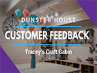 Crafts Cabin: Traceys Dunster House Customer Feedback _Modetro