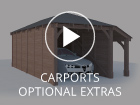 Carport Optional Extras
