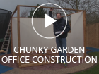 Constructing a Dunster House Chunky Office