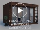 Theodore Garden Office W3 8m X D4 5m Garden Offices