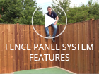 Fence Panel System NEW