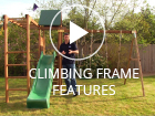 Climbing Frame Features NEW