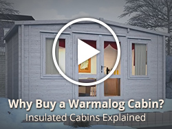 Why Buy a Warmalog Cabin?